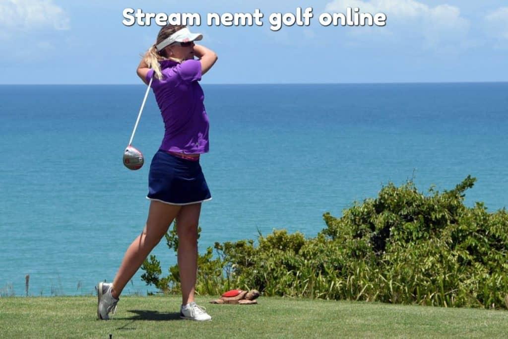 Stream nemt golf online