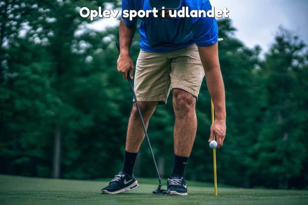 Oplev sport i udlandet