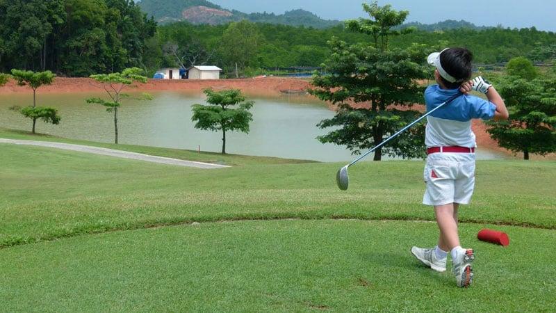 Hvordan bliver man en bedre golfspiller