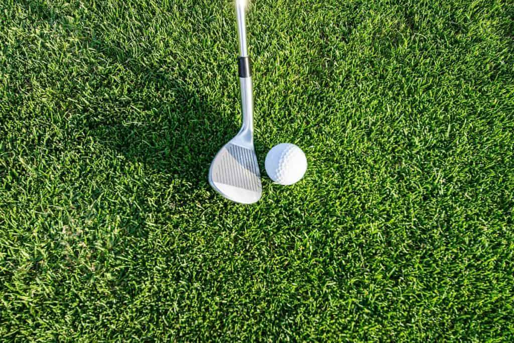Golf handler ikke om styrke